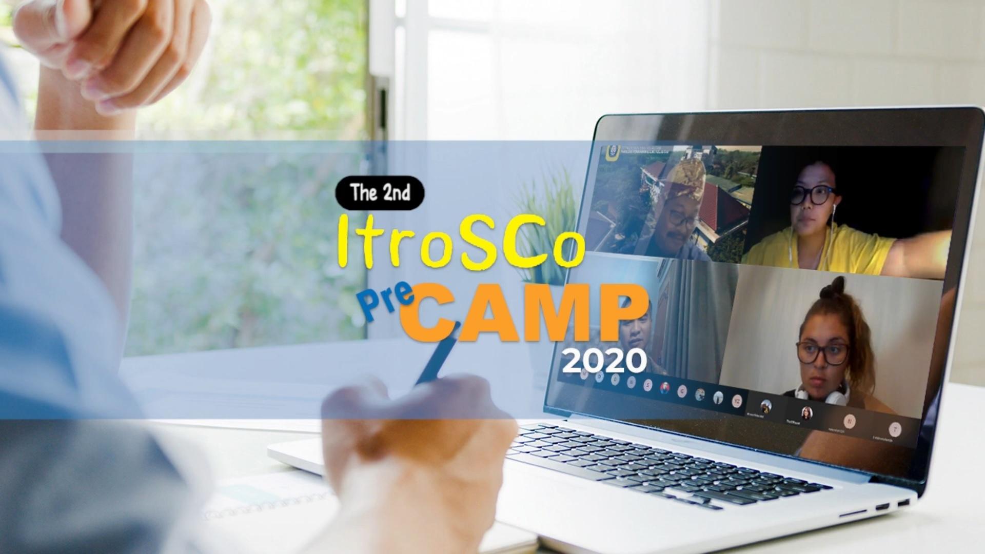 ITroSCo Participants 2020 Celebrate the 63rd Anniversary of Universitas Diponegoro